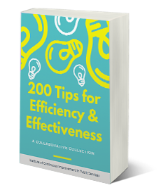 Download '200 Tips for Efficiency & Effectiveness'