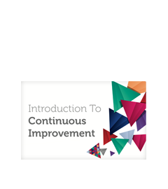 Download 'Introduction To Continuous Improvement'