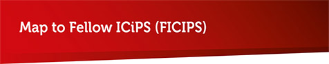Map to Fellow ICiPS (FICIPS)